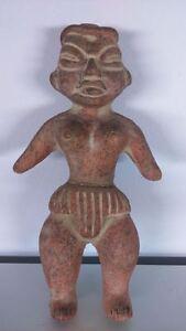 Statue en terre cuite. Terracotta statue - France - Statue en terre cuite. Terracotta statue 24 cm 9.44 pouces - France
