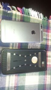 perfect condition iphone 6 + accessories
