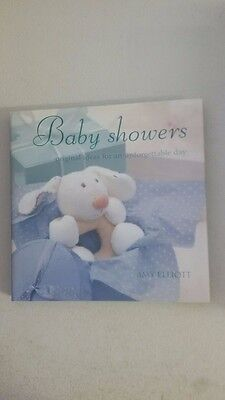 Baby Showers: Original Ideas for an Unforgettable Day Hardcover – 2008 by Amy El - Ideas For Baby Showers