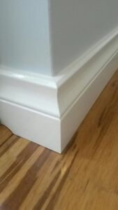 Skirting Board supplied&fitted $8, Bamboo floor supply&fit $63 Pearsall Wanneroo Area Preview