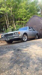 1986 Chevy Caprice