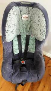 Britax Safe N Sound Car Seat Meridian AHR Newborn to 4 Year Old