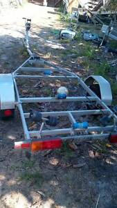 14 foot trailer registered Woy Woy Gosford Area Preview