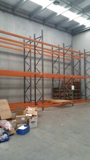 Racking System in good condition Pick up Only