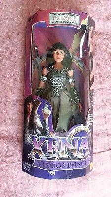 Toy Biz 1999 Xena Warrior Princess 12'' Evil Xena