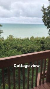 Beachfront Cottage for Rent in Goderich