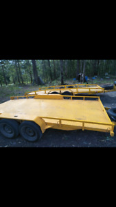 CAR TRAILERS FOR HIRE $50 PER 24 HOURS