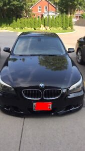 2007 BMW 550XI sport package