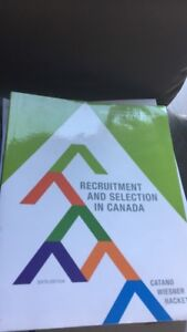 Recruitment and Selection in Ontario