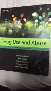 drug use and abuse book