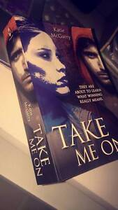 Take Me On - Author by Katie McGarry St Marys Penrith Area Preview