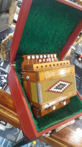 Dino Baffetti accordion (very rare)