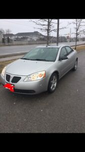 Pontiac G6 GT **low mileage