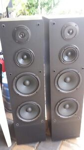 Pair of Yamaha NS_A2835 speakers Landsdale Wanneroo Area Preview