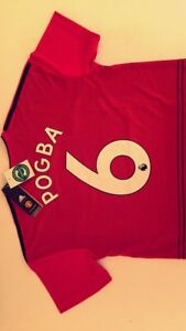 MANCHESTER UNITED JERSEY 2018-2019 POGBA