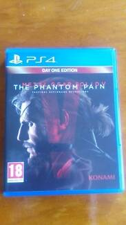 Metal Gear Solid Phantom Pain Playstation 4 Ps4 Game Brand New