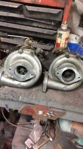 RB26DETT Garrett Twin Turbo