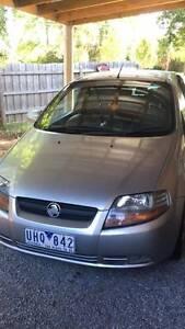 2006 Holden Barina Hatchback Croydon Maroondah Area Preview
