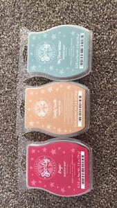 Scentsy bars. 3 packages for $10