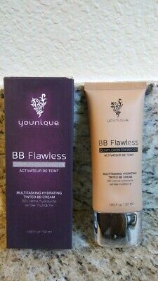 Younique BB Flawless Complexion Enhancer 1.69 Fl Oz BISQUE NEW IN THE BOX