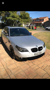 BMW 5-series M package 2005 now WRECKING Gladesville Ryde Area Preview