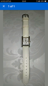WHITE AND DIAMOND JUICY COUTURE WATCH Gwelup Stirling Area Preview