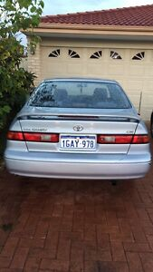 Toyota Camry Sedan 1998 Mawson Woden Valley Preview