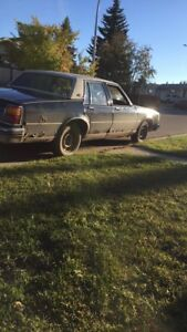 1984 Oldsmobile delta 88 royal