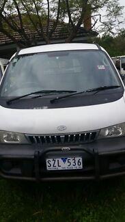 2004 Kia Pregio Van/Minivan Keilor Park Brimbank Area Preview