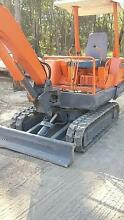 EXCAVATORS LOADERS DOZERS SKID STEERS BOBCAT KUBOTA YANMAR CAT Ryhope Lake Macquarie Area Preview