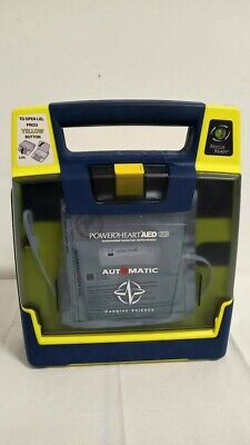 Cardiac Science Powerheart Aed G3 Automatic With Battery And Pad