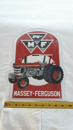 Massey Ferguson 1150 Metal Tin Tractor Sign Vintage Style Farm Barn