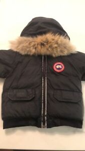 Kids authentic Canada goose
