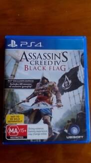 Assassins Creed Black Flag Playstation 4 Ps4 Game