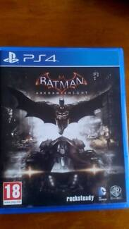Batman Arkham Knight Playstation 4 Ps4 Game Brand New