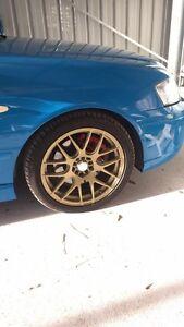 18inch hussla wheels SWAPS Launceston Launceston Area Preview