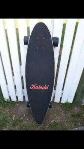 KABUKI 42inch LONG BOARD (SKATEBOARD ) FOR SALE