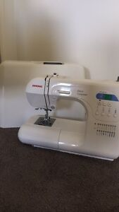 Janome Sewing Machine DC3018 Beaumont Hills The Hills District Preview