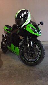 Kawasaki Zx6R 2009