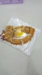 Indian ladies artificial jewellery fresh arrival