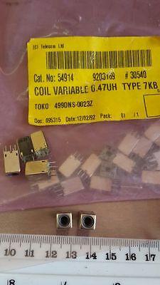 30 Pcs 499dns-0023z Toko Variable Coil