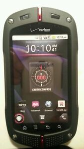 Casio G zOne Commando C771 Verizon Android Waterproof Rugged Dummy Display Phone