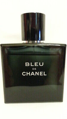 Bleu de Chanel Eau de Toilette spray  1.7 fl oz 50 ml Almost (Bleu De Chanel Eau De Toilette Spray 50ml)