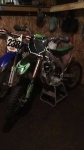 Searching for a motocross bike