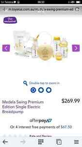 Medela swing pump Redcliffe Redcliffe Area Preview