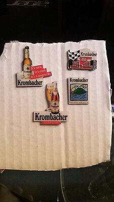 Pin Set Krombacher 4x Stück