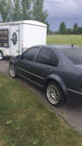 2004 Volkswagen Mk4 Jetta