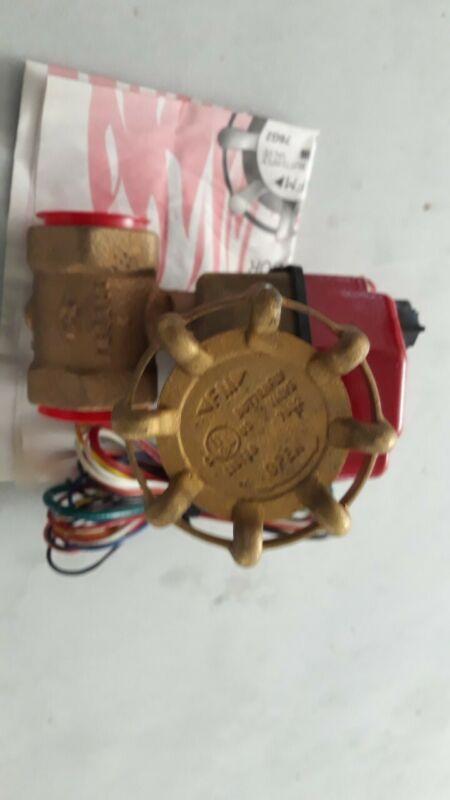 "Milwaukee Valve Fire Sprinkler Control Valve-1"" Butterball-NEW BB-SC02-1"""