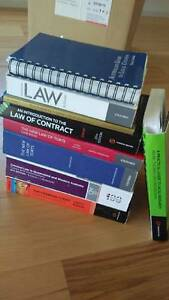 Various Law Books Scarborough Stirling Area Preview
