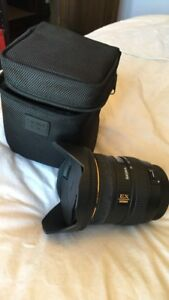Sigma 10-20mm 4-5.6 EX DC for Canon